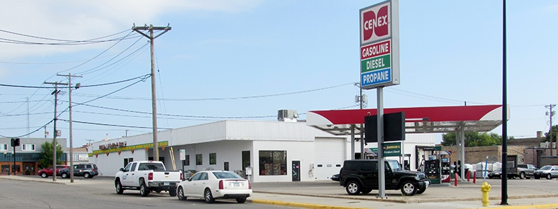 Cenex gas station and country store